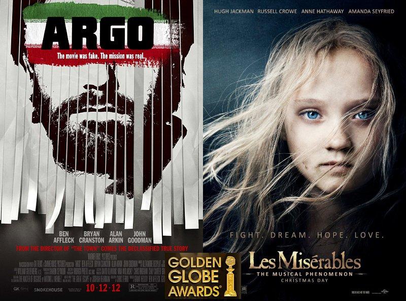 Argo y Los Miserables