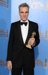 Daniel Day Lewis Globo de Oro