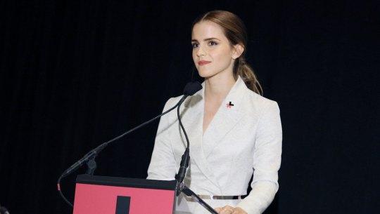 UN Women's HeForShe Campaign Special Event